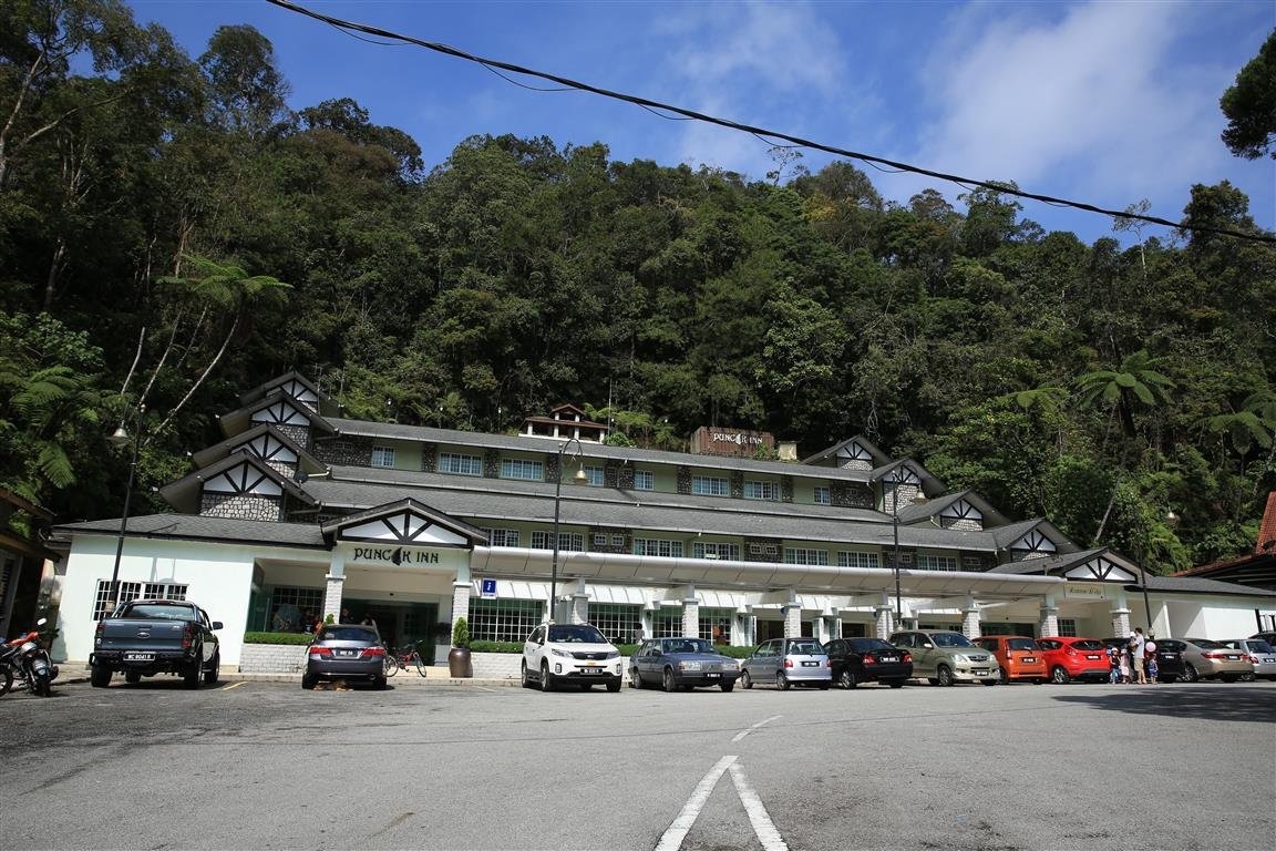 PUNCAK INN FRASER'S HILL NETWORK